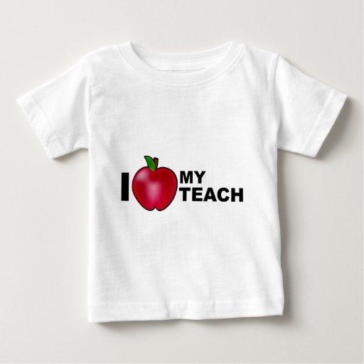 Amo a mi profesor tshirt