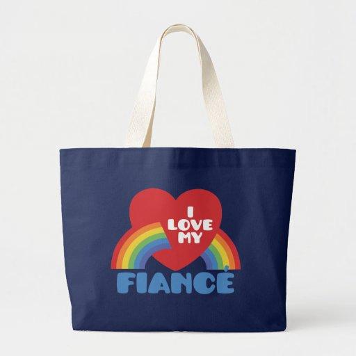 Amo a mi prometido bolsas