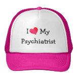 Amo a mi psiquiatra gorro