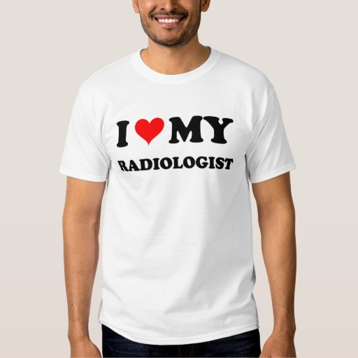 Amo a mi radiólogo poleras