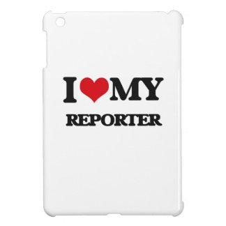 Amo a mi reportero