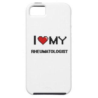 Amo a mi reumatólogo iPhone 5 Case-Mate cobertura