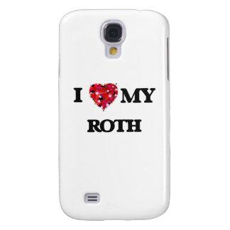 Amo a MI Roth Funda Para Galaxy S4