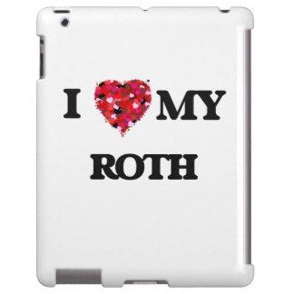 Amo a MI Roth Funda Para iPad