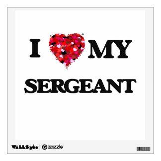 Amo a mi sargento