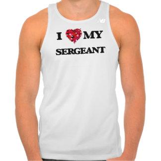 Amo a mi sargento playeras