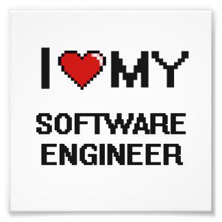 Amo a mi Software Engineer Fotografías