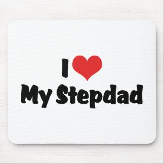 Amo a mi Stepdad Tapetes De Ratones