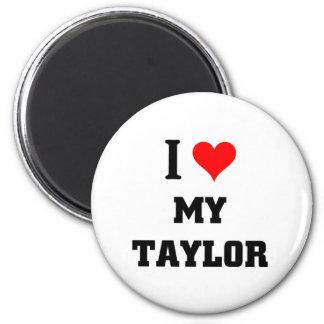 Amo a mi Taylor Imán Redondo 5 Cm