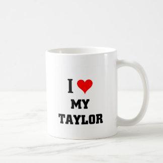 Amo a mi Taylor Taza