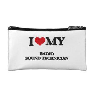 Amo a mi técnico sano de radio