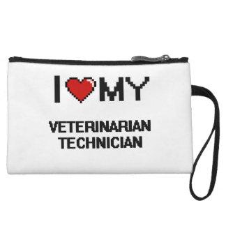 Amo a mi técnico veterinario