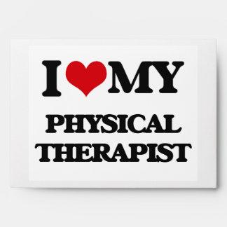 Amo a mi terapeuta físico