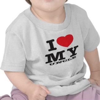 Amo a mi tío (sacudida y la retransmisión en camisetas