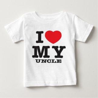 Amo a mi tío (sacudida y la retransmisión en poleras