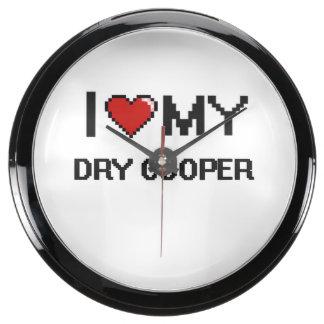 Amo a mi tonelero seco reloj aquavista