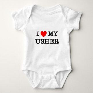 Amo a mi USHER Tshirt
