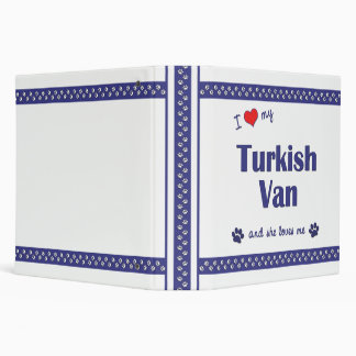 """Amo a mi Van turco (el gato femenino) Carpeta 2"""""""