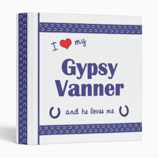 """Amo a mi Vanner gitano (el caballo masculino) Carpeta 1"""""""