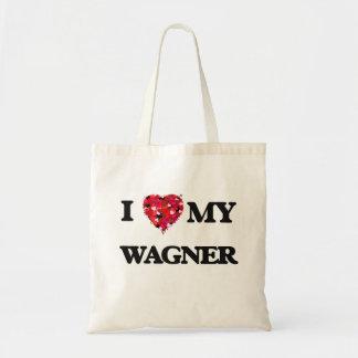 Amo a MI Wagner Bolsa Tela Barata