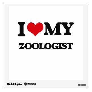 Amo a mi zoologista