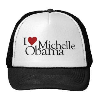 Amo a Michelle Obama Gorra