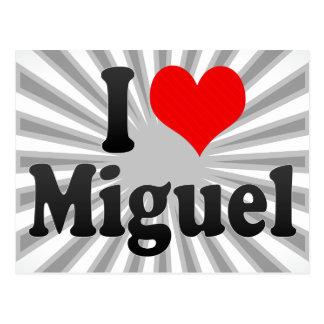 Amo a Miguel Postal