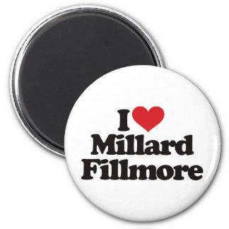 Amo a Millard Fillmore Imanes