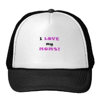 Amo a mis mamáes gorra