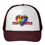 Amo a mis mamáes gorras de camionero