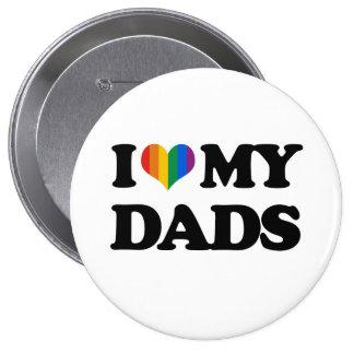Amo a mis papás pins