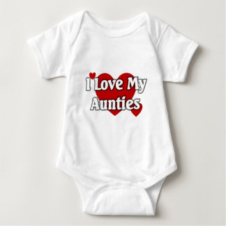 Amo a mis tías tshirts