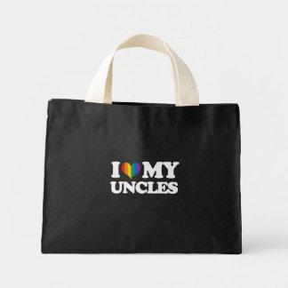 Amo a mis tíos - bolsas