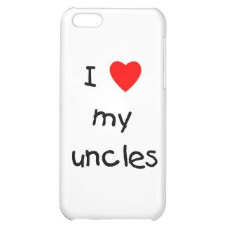 Amo a mis tíos