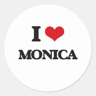 Amo a Mónica