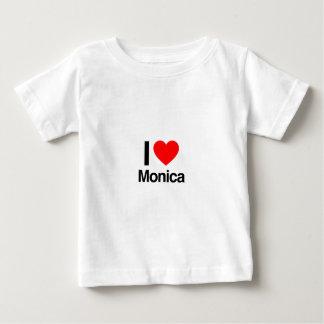 amo a Mónica Tshirt