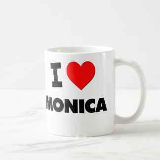 Amo a Mónica Tazas
