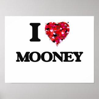 Amo a Mooney Póster