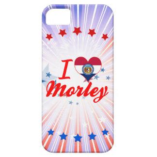 Amo a Morley, Missouri iPhone 5 Case-Mate Cárcasas