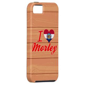 Amo a Morley, Missouri iPhone 5 Case-Mate Funda