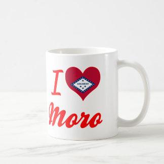 Amo a Moro, Arkansas Taza De Café