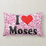 Amo a Moses Almohadas