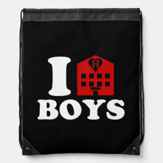 Amo a muchachos del hotel mochilas