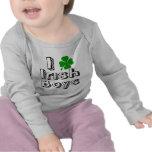 ¡Amo a muchachos irlandeses! Camisetas