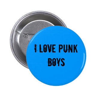 Amo a muchachos punkyes pins