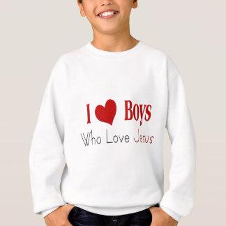 Amo a muchachos remeras