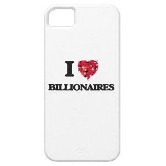 Amo a multimillonarios iPhone 5 carcasa