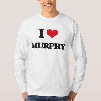 Amo a Murphy Playera