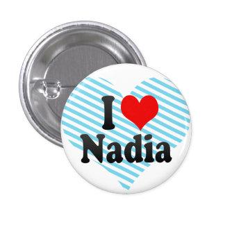 Amo a Nadia Pin