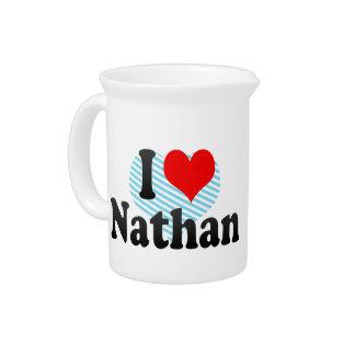 Amo a Nathan Jarrones